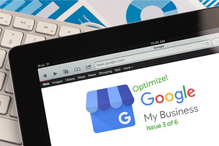 Google My Business optimization - 3 of 6